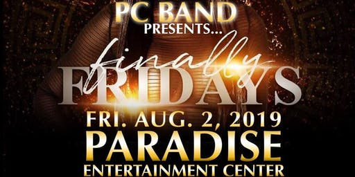 PC Band Presents...Finally Friday's