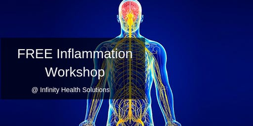 FREE Inflammation Workshop - Steps To Better Health
