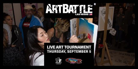 Art Battle Las Vegas - September 5, 2019 tickets