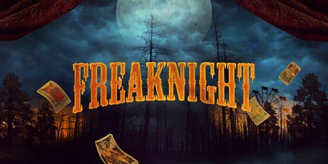 FreakNight 2019 Locker Rental tickets