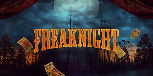 FreakNight 2019 Locker Rental