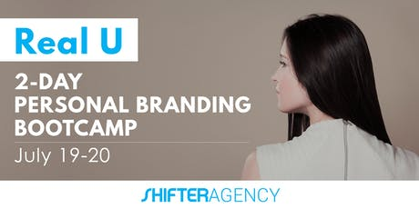 RealU 2-day Personal Branding Bootcamp tickets