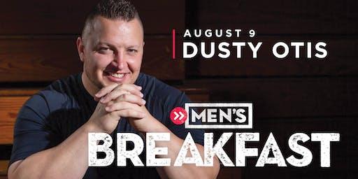 COTM Men's Breakfast with Dusty Otis