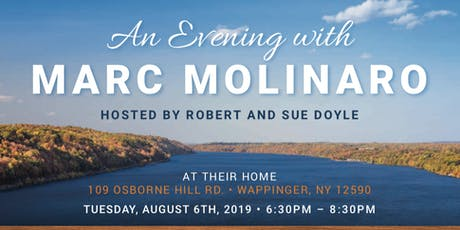 An Evening with Marc Molinaro tickets