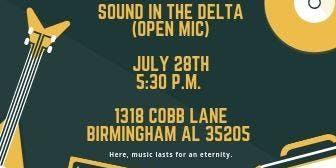 Sound In The Delta: Open Mic
