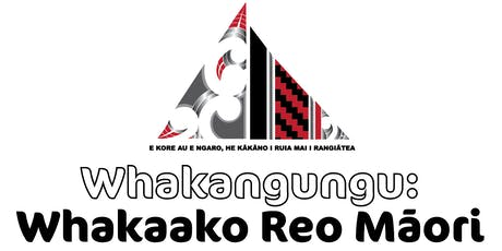 PLD - MōNgā Kaiako Reo Māori tickets