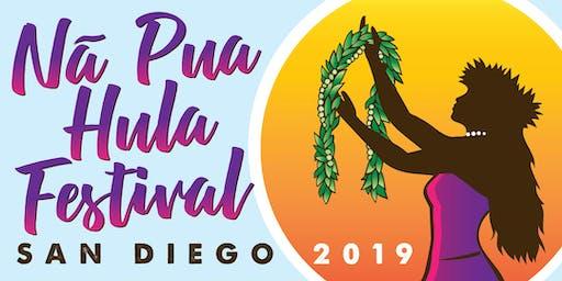 Na Pua Hula Festival