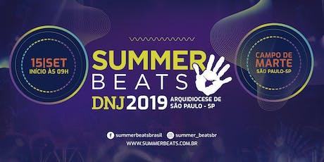 Summer Beats DNJ ingressos