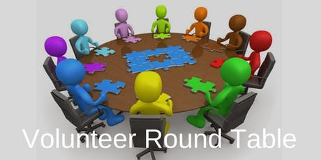 Volunteer Round Table tickets