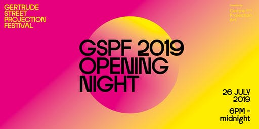 GSPF 2019 Opening Night