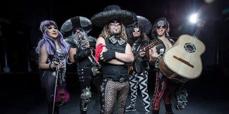Metalachi: The World's First and Only Heavy Metal Mariachi Band tickets