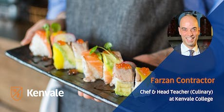 Sensational Sushi: A 101 Class for Busy Professionals tickets