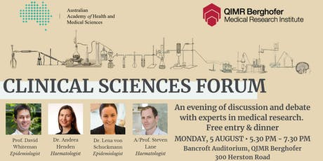 Queensland Clinical Sciences Forum tickets