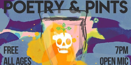 Poetry & Pints at Full Circle Olympic