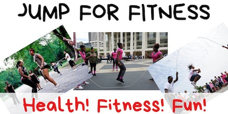 JUMP for fitness tickets