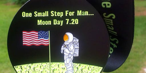 Now Only $7! Moon Day 7.20 -Columbus