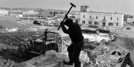 Reception & Exhibit: The Demolition of the Fishermen's Institute tickets