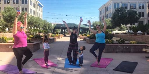 Mommy & Me Yoga Experience