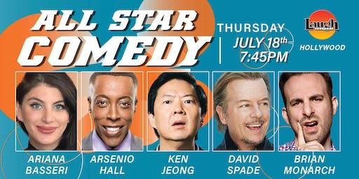 David Spade, Ken Jeong, and more - All-Star Comedy