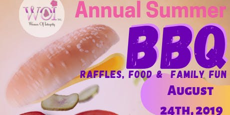 WOI 9th Annual Summer BBQ tickets