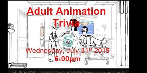 Adult Animation Trivia