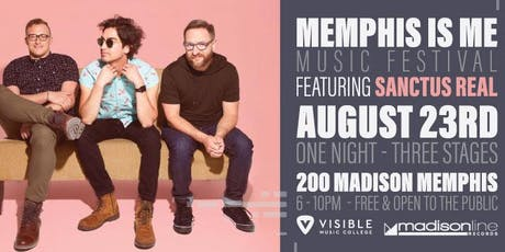 Sanctus Real @ Memphis is Me tickets