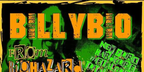BillyBio tickets