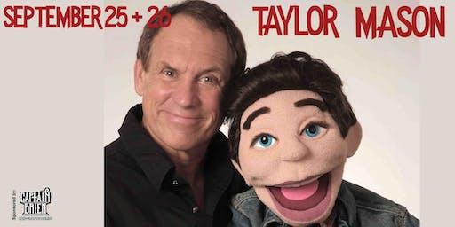 Comedian Ventriloquist Taylor Mason  live in Naples, Florida