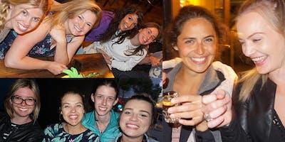 Green Tortoise Hostel Female Traveler Connection: FREE Dinner/BYOB/PUBCRAWL