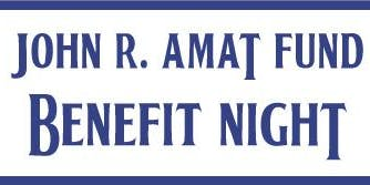 John Robert Amat Fund - Benefit Night 2019