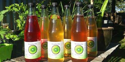KOMBUCHA WORKSHOP - with Pura Vida Organics