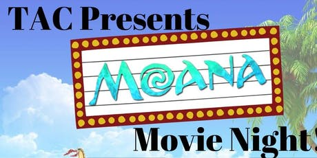 """Moana!"" Movie Night at Texas Allstar Cheer tickets"