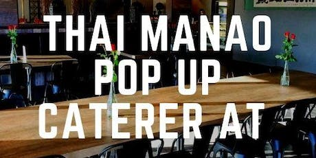 Thai Manao Pop Up Caterer  tickets