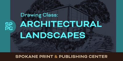 Drawing Class: Architectural Landscapes