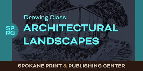 Drawing Class: Architectural Landscapes tickets