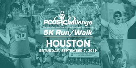 PCOS Walk 2019 - Houston PCOS Challenge 5K Run/Walk tickets