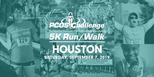 PCOS Walk 2019 - Houston PCOS Challenge 5K Run/Walk