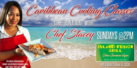 Caribbean Cooking Classes  tickets