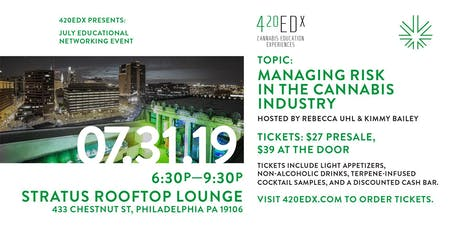 420EDx July Networking Event - Philly tickets