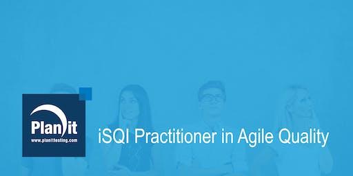iSQI Practitioner in Agile Quality - Brisbane