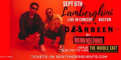 Lamberghini concert – The Doorbeen Live in Boston