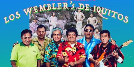Los Wembler's de Iquitos & Pandemic tickets