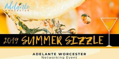 2019 Summer Sizzle tickets