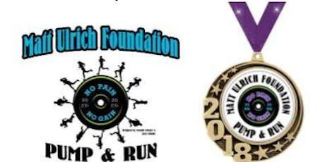 2019 Matt Ulrich Memorial Pump & Run 5k tickets