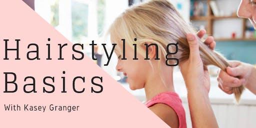 Children's Hairstyling Basics