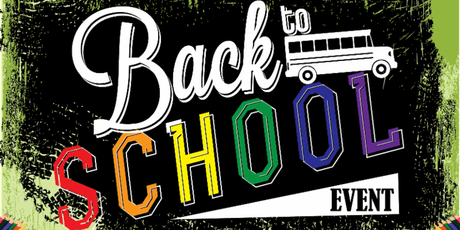 Service Angels Back to School Drive! tickets