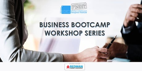 KBDi Business Bootcamp Workshop  - Melbourne tickets