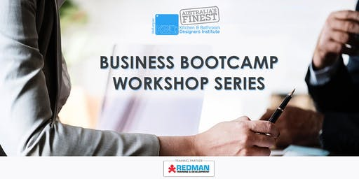 KBDi Business Bootcamp Workshop  - Perth