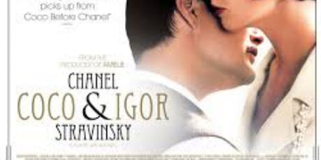 Tuesday French Movie Night: Coco Chanel & Igor Stravinsky tickets