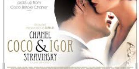 Tuesday French Movie Night: Coco Chanel & Igor Stravinsky
